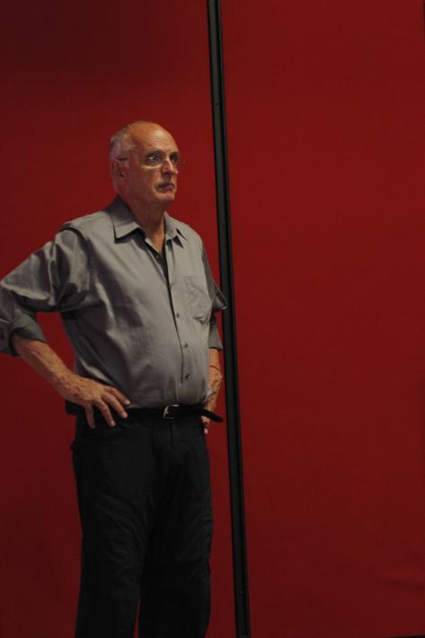 Rio de Janeiro, RJ, Brasil. Data 22-10-2015. Espetaculo Macbeth (Ensaio). Diretor Ron Daniels. Cidade das Artes. Foto Lenise Pinheiro/Folhapress